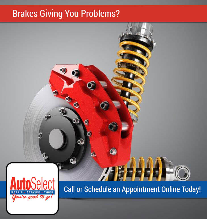 Free Brake Inspection! Affordable Automotive Brake Repairs in Schofield, WI