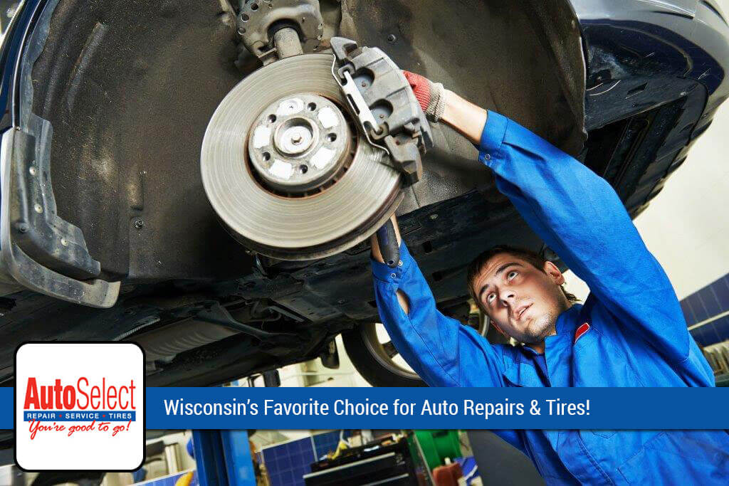 Free Brake Inspection! Local Automotive Brake Repairs near Stevens Point, WI