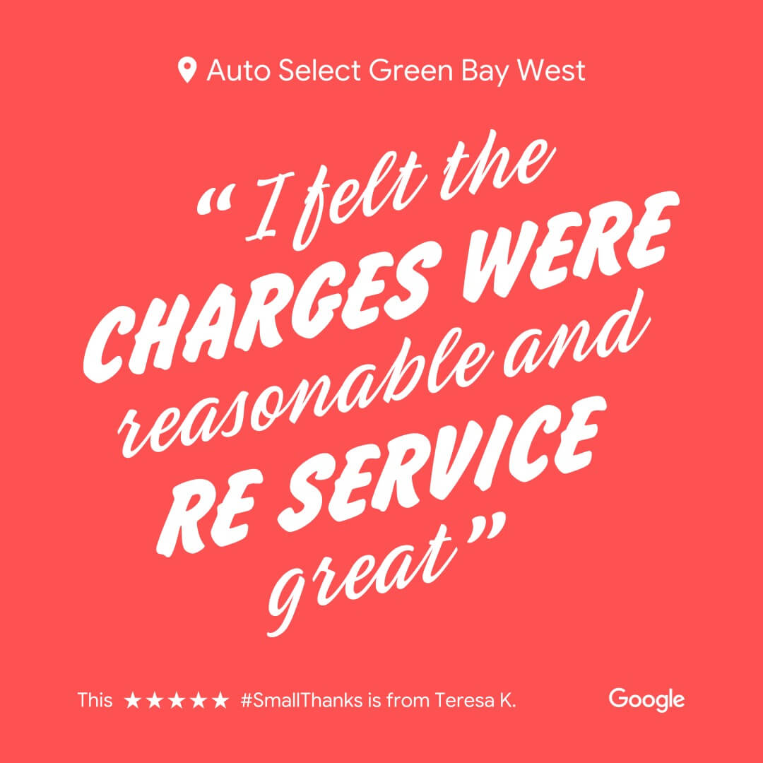 Auto Repair Shop Reviews in Green Bay