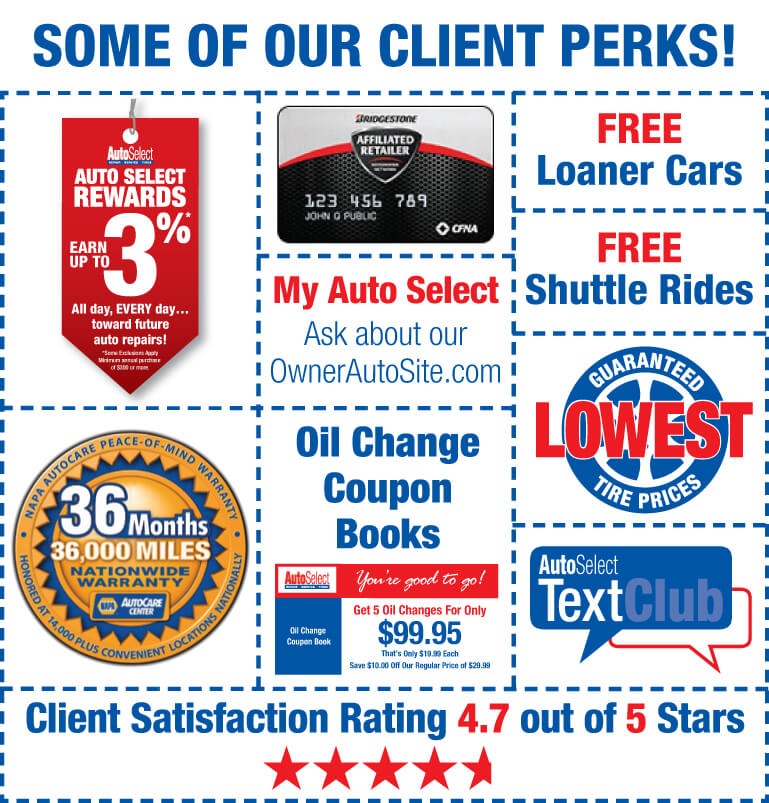 Free Shuttle Rides for Car Repair in Shawano