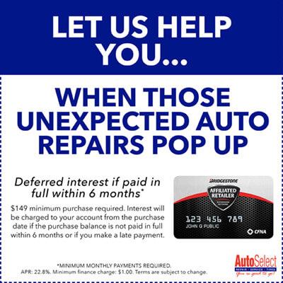 Affordable Car Repair Financing in Appleton, WI