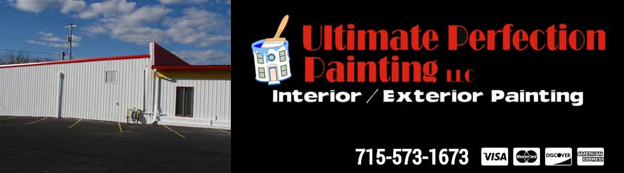 Exterior Business Painting  Central Wisconsin