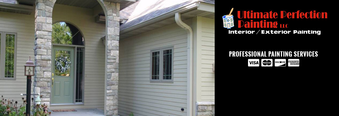Exterior Home Painter
