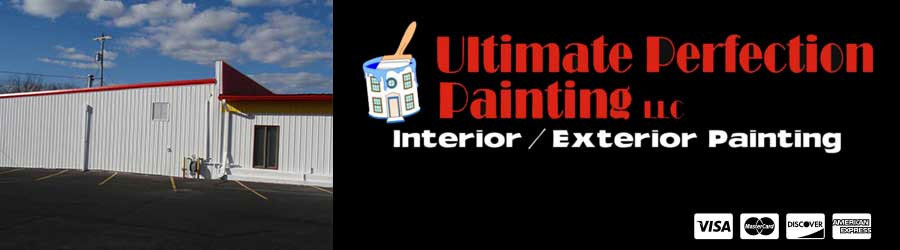 Exterior Business Painting  Plover