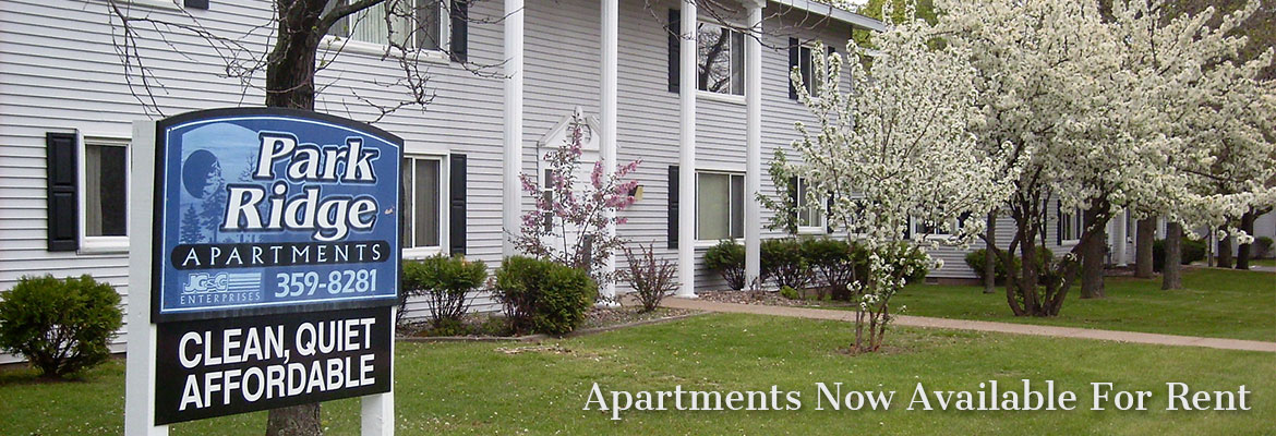 Safe and Quiet Apartments in Rib Mountain, WI