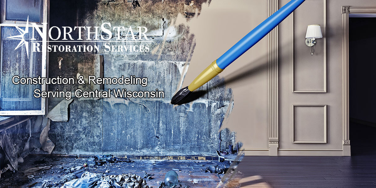 Residential construction remodeling in Wisconsin Rapids, WI