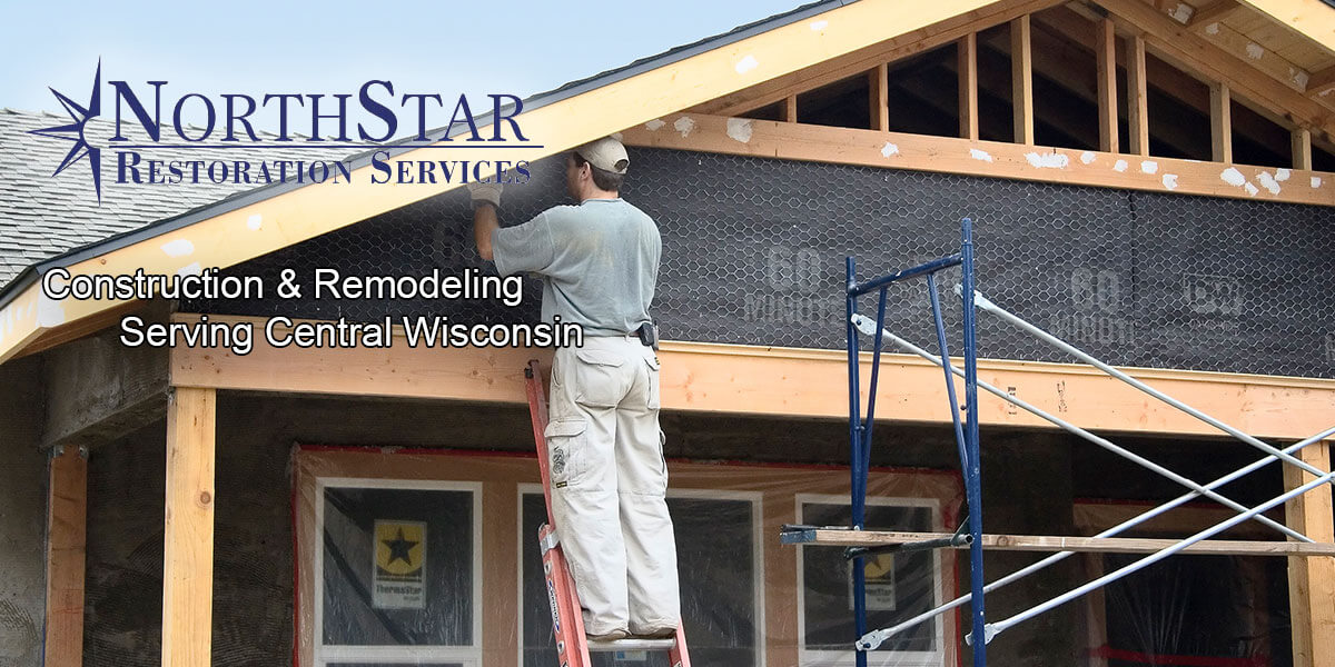 Residential construction remodeling in Irma, WI