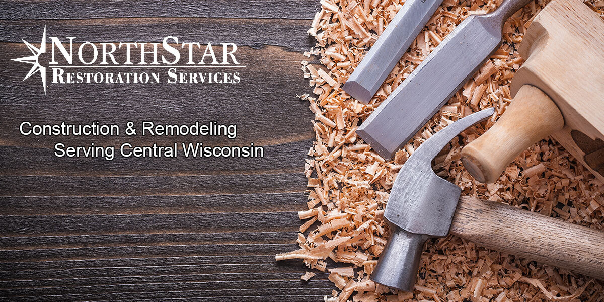 Residential construction remodeling in Plover, WI