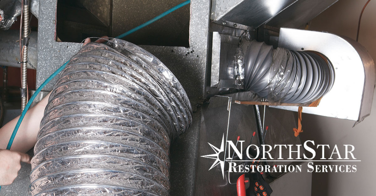air duct and dryer vent cleaning in Stevens Point, WI