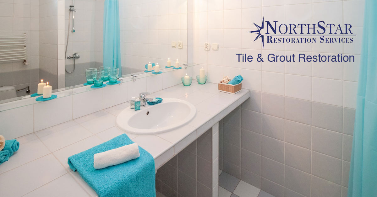 Tile and Grout Restoration in Athens, WI