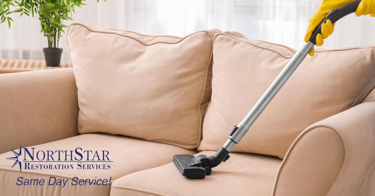 upholstery deep cleaning in Wausau, WI