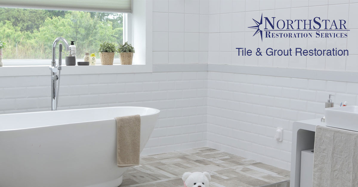 Tile and Grout Restoration in Auburndale, WI