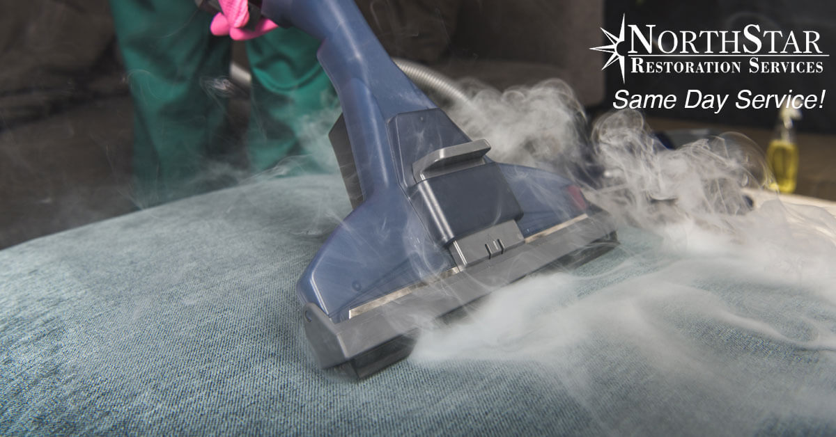 Professional Upholstery Cleaning in Merrill, WI