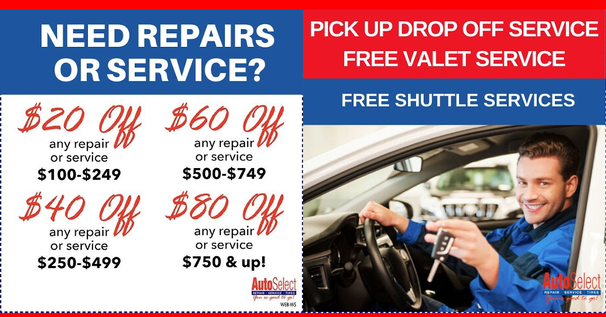 Auto & Transportation Coupons near Wausau